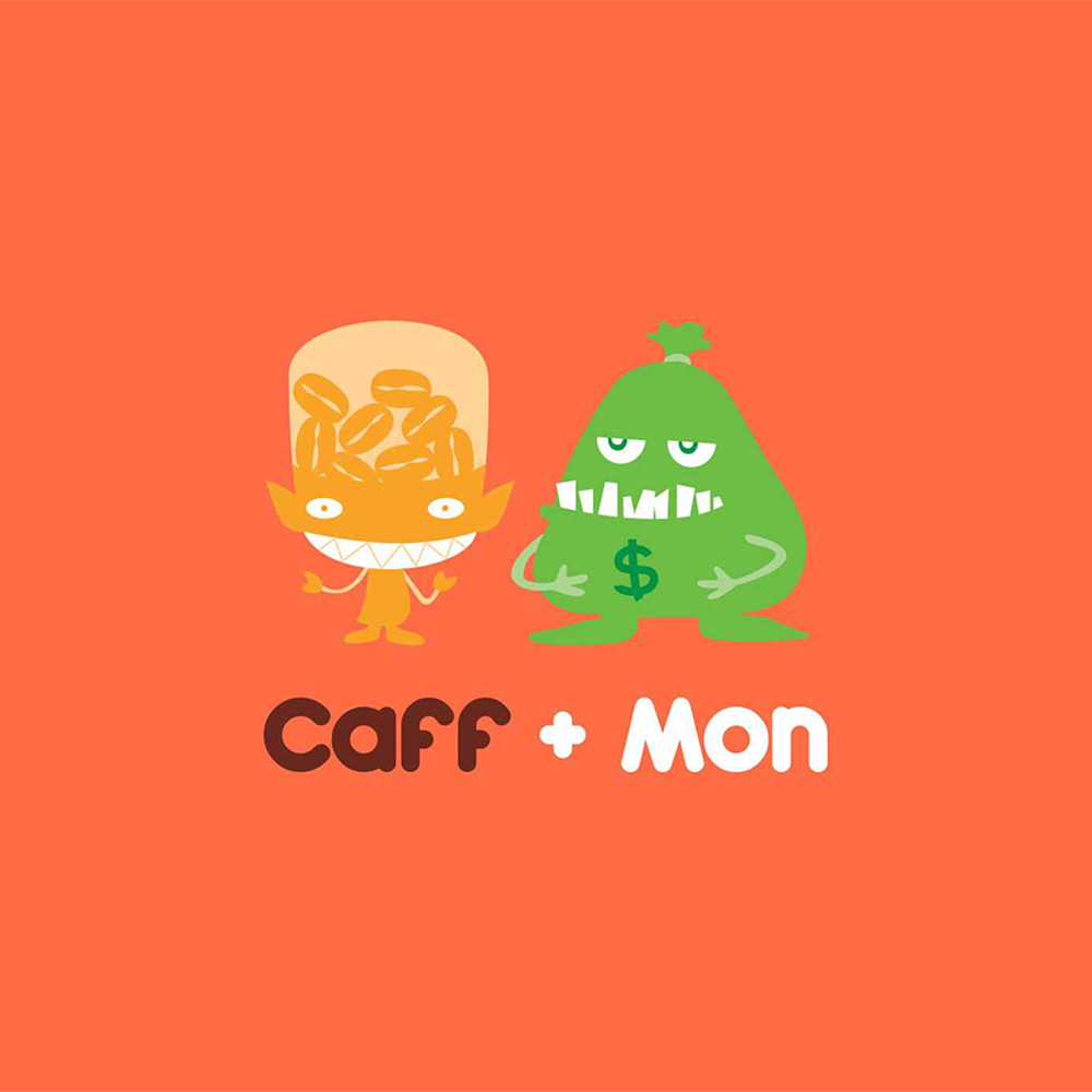 Caff and Mon: Caffeine Tracking App