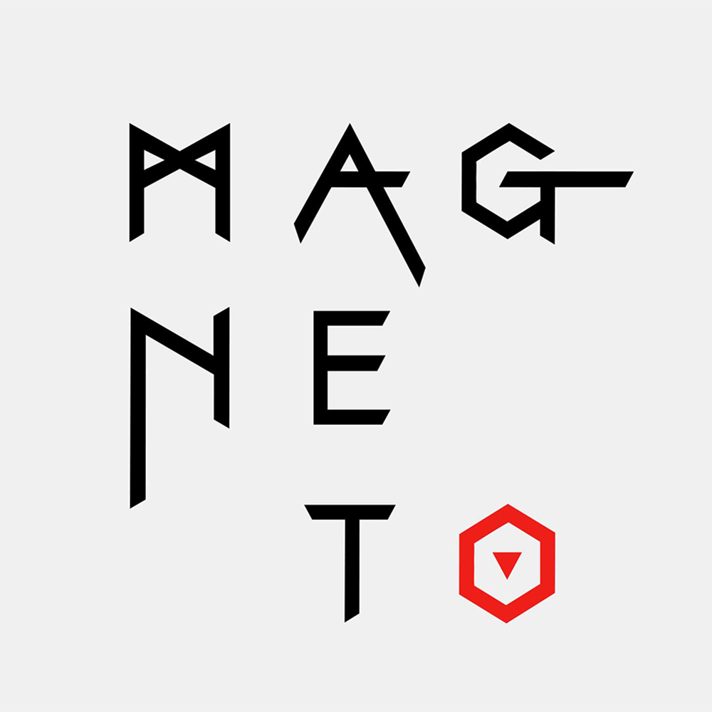 Magneto: Fictitious Museum Branding and Wayfinding